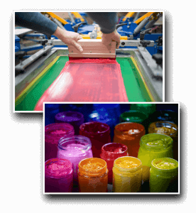 Click to Enlarge - Screen Printing in Berea KY