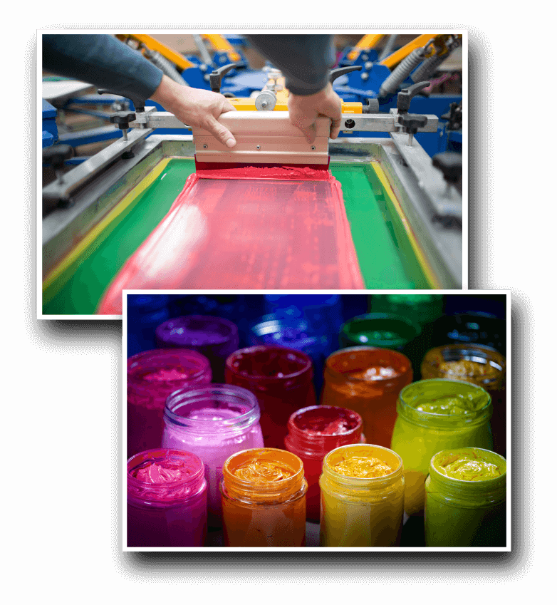 Click to Enlarge - Screen Printing Service in Paris KY